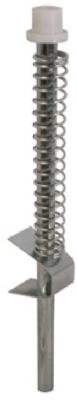 Prime-Line Guide Pin Used On Bi-Fold Doors Incl 1 Steel Nylon Carded