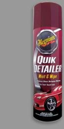 Meguiar's A3318 Quick Detailer Mist and Wipe -16 oz. (Quick Mist And Wipe Detailer compare prices)