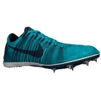 Nike Zoom Victory 2 Unisex Track and Field Spikes (7.5 D(M) US, Gamma Blue/Armory - Nike Victory Spikes