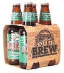 Natural Brew Ginger Ale Natural Brew Soda 12 Oz -Pack of ()