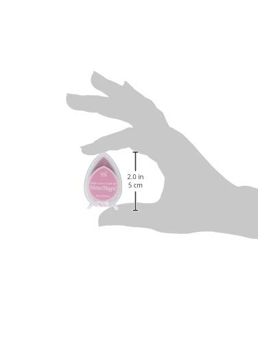 Rose Petunia Versamagic Tampons encreurs Gouttes de ros/ée Tsukineko Tampon encreur