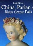 China, Parian & Bisque German Dolls, ca.1840