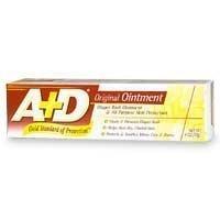 A & D onguent pour érythème fessier 4 oz (Pack de 2)
