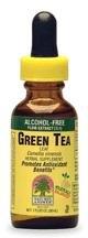Nature Feuille Réponse de thé vert, sans alcool, 1-once