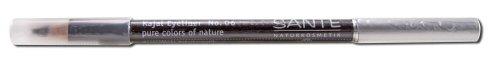 Sante Eyeliner Pencil Deep, Brown 06 (Cosmetics Sante)