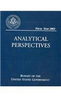Budget of the United States Government: Analytical Perspectives PDF ePub ebook