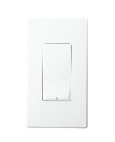 Leviton AWWMG-W Preset Slide, Standard Heat Sink, Renoir II Switch Controls, White by Leviton