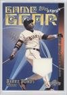 Barry Bonds (Baseball Card) 2001 Topps Stars - Game Gear - Jerseys [Memorabilia] #TSR-BB