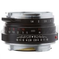 Voigtlander Nokton 40mm f/1.4 Leica M Mount Lens Single Coat- Black by Voigtlander