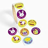 100 Iconic HAPPY EASTER Character STICKERS/BUNNIES/Chicks/EG