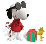 Peanuts Charlie Brown Christmas Jolly Joe Cool Snoopy Deluxe -
