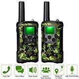 ieGeek Walkie Talkies Long Range Handheld Walkie Talky Pair 2 Way Radio Kids