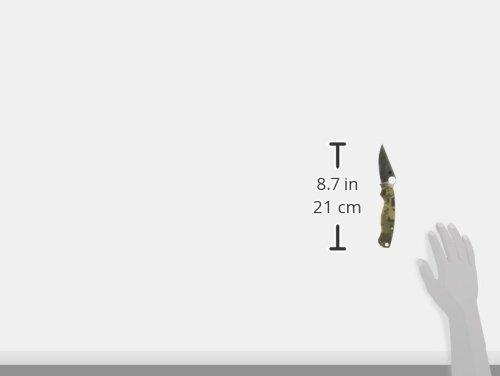 Spyderco ParaMilitary 2 G 10 Plain Edge Knife
