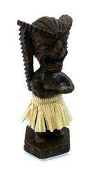 Hula Tiki Dashboard Wiggler Doll