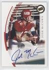 Josh McCown (Football Card) 2002 Press Pass JE - Autographs #JOMC