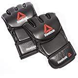 Reebok MMA Gloves, Black, Medium