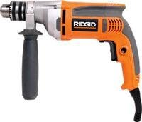 Ridgid ZRR7111 8-Amp, 1/2 in. Heavy-Duty VSR Drill Certified Refurbished