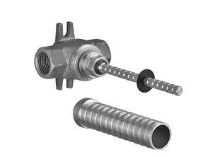 Dornbracht Wall - Dornbracht Wall valve, anti-clockwise closing, 1/2