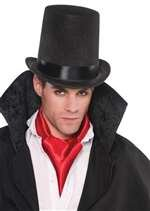 Lincoln Stovepipe Adult Hat (Lincoln Stovepipe Hat)