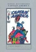 Read Online Marvel Masterworks: Captain America - Volume 3 pdf