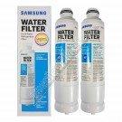 Genuine Samsung Internal Fridge Water Filter Cartridges (Pack of 2,...