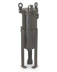 Pentek AC801CS2 ASME Coded Carbon Steel Filter Bag Housing