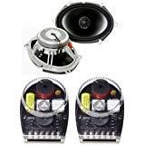 "C5-570X - JL Audio 5""x7"" 2-Way Evolution Series Coaxial Speakers"