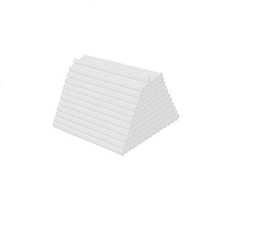 Good Choice Full Size Clear White Lot 11mm x200mm (160) Pcs Hot Melt Glue Gun Stick 0.42 x 8''