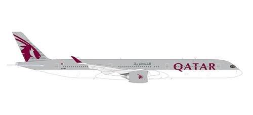 Herpa Herpa Herpa 559232 Qatar Airways Airbus A350-1000 1/200 b88006