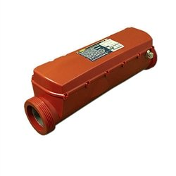 Aqua Pool Heaters - Aqua Flo Heater, Gecko in.therm, 14-1/2