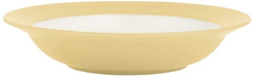 - Noritake Colorwave Rim Pasta/Soup Bowl, 8-1/2-Inch, Mustard