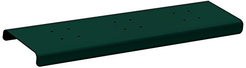 Salsbury Industries 4382GRN Spreader 2 Wide for Roadside Mailbox and Mail Chest, Green