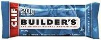 Clif Bar Builder's Bar Cookies 'n Cream - 2.4 oz ( Value Bulk Multi-pack) by CLIF BAR