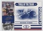 Hines Ward #/75 (Football Card) 2007 Playoff Absolute Memorabilia - Tools of the Trade - Blue #TOT-68