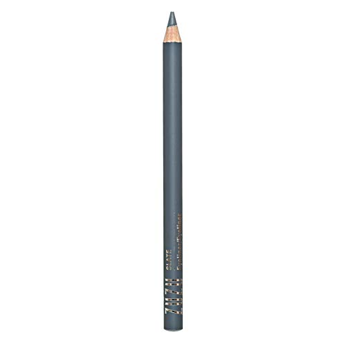 - Zuzu Luxe Eyeliner (Slate),0.04 oz,Eye Defining Pencil, Infused with Jojoba Seed Oil, Super Smooth formula glides on to define eyes. Natural, Paraben Free, Vegan, Gluten-free, Cruelty- free, Non GMO.