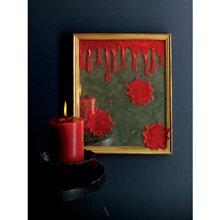 Martha Stewart Crafts Halloween Bloody Glitter Gel Clings]()