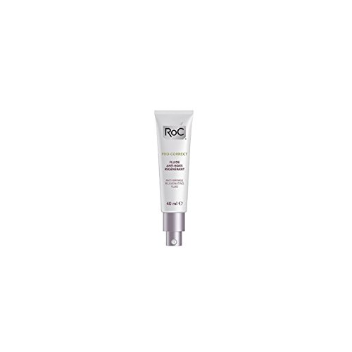 Anti Wrinkle Fluid - Roc Pro Correct Anti Wrinkle Rejuvenating Fluid 40ml