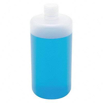 Bottle 1000mL Plastic Narrow PK6