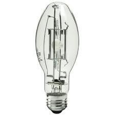 GE 22158 MXR70/U/MED 70 Watt Multi-Vapor PulseArc Quartz Metal Halide Lamp, Clear (Pack of 6)