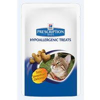 Image of Hill's Prescription Diet Hypoallergenic Feline Treats - 2.5oz