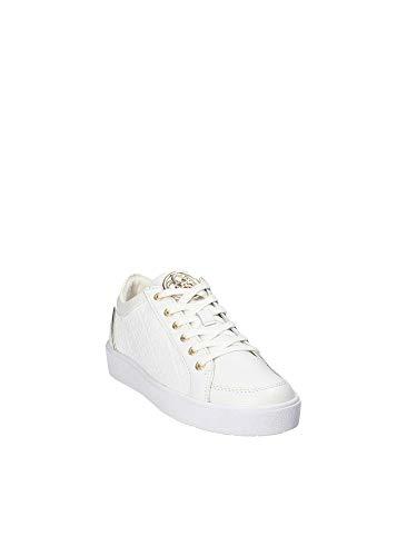 De Glinna Zapatillas Para Mujer Guess Blanco Gimnasia Aw8BEqq