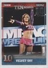Velvet Sky #26/30 (Trading Card) 2012 TRISTAR TNA TENacious - [Base] - Silver #61