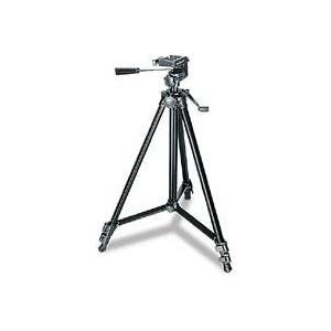 """Price comparison product image Sony VCT-R640 Tripod - 21.62"""" to 56.75"""" Height - 6.61 lb Load Capacity - Black - VCTR640"""