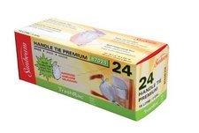 Sunbeam Trash Bag 3 Gal. 0.95mil 24 Bags / Box