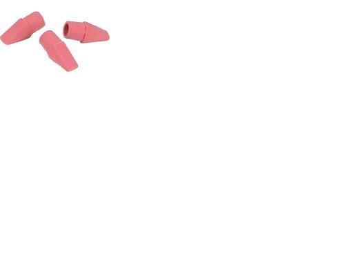 staples-pink-eraser-caps-12-pack