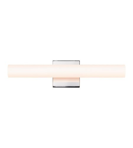 Sonneman 2430.01-FT Tubo Slim LED Bath Bar Vanity Fixture, 18