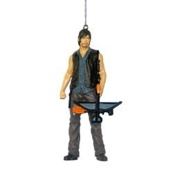 AMC The Walking Dead Daryl Resin Ornament