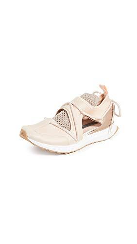 adidas by Stella McCartney Women's Ultraboost T Sneakers, Soft Apricot/Tech Gold/White, 8.5 Medium US
