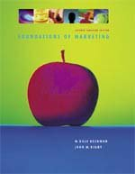 Foundations of Marketing: Seventh Edition [Hardcover] by Beckman, Dale