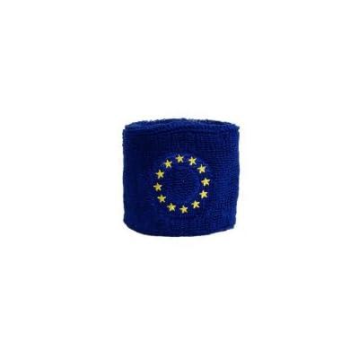 Digni® Poignet éponge avec drapeau Union européenne UE